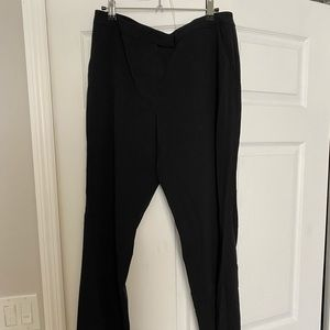 Calvin Klein Classic Fit Black Pants